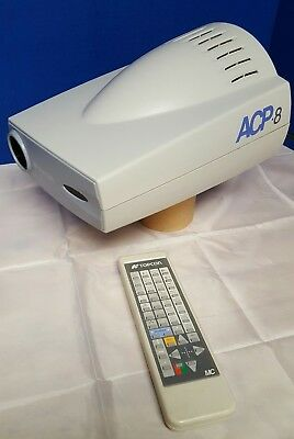 Topcon ACP 8 Auto Chart Projector Great Condition.