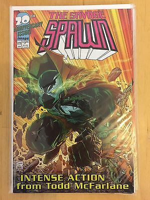 Spawn 220 - Savage Dragon Cover Swipe - NM