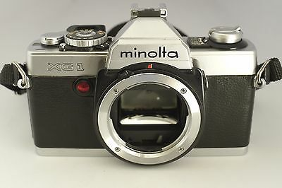 Minolta XG 1 35mm SLR Body Camera - #7303957