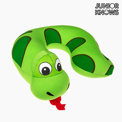 V0300538 Cuscino Cervicale Per Bambini Junior Knows