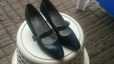 1940's style shoes size 6
