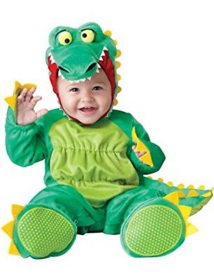 """Baby Infant Toddler """"Goofy Gator"""" Costume, Halloween Party 18 - 24 Months"""