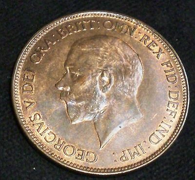 Great Britain Penny 1930 (UK ) uncirculated