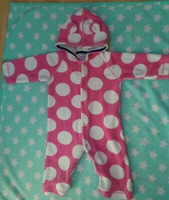 Baby Boden hooded towel suit 6-12 month