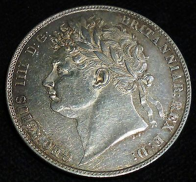 Great Britain 1/2 Crown KM# 676  (UK  1820)