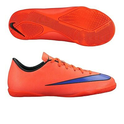 96a114ce3b Nike Jr Mercurial Victory V Indoor Soccer Shoes 651639-650 Soccer Shoe $60