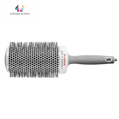 Olivia Garden Brosse Professionnelle Ronde Thermale pour Brossage Collection...