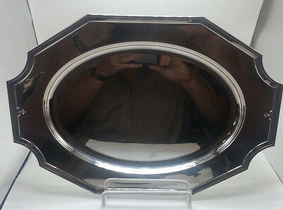 Gorham King Albert Sterling Tray