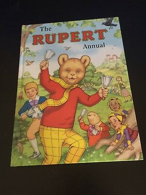 rupert bear annual 2003. Unclipped.