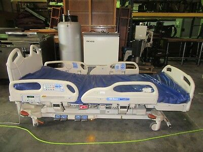 Hill-Rom P3200 VersaCare Hospital Bed w/ NaviCare Tested and Working (2)