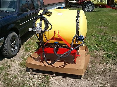 SMA Brand 150 Gallon 3 Point Mount Sprayer with Pasture Boom