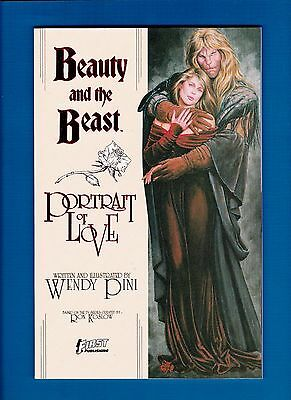 Beauty And The Beast: Portrait Of Love (May 1989) Fn+ Prestige Format