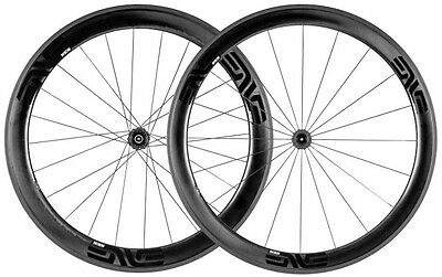 ENVE 4.5 SES Wheel decals/stickers 48mm-60mm White, Black, Silver, Safety Yellow