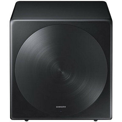 Samsung SWA-W700 Wireless Unibody Design Subwoofer for Sound+ Soundbars (Black)