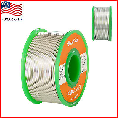 0.8mm 100g Lead Free Solder Wire Sn99.3 Cu0.7 with Rosin Core for Electronic