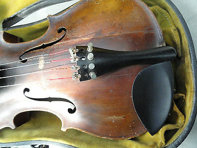 Jacobus Stainer in Absam Violin 1723