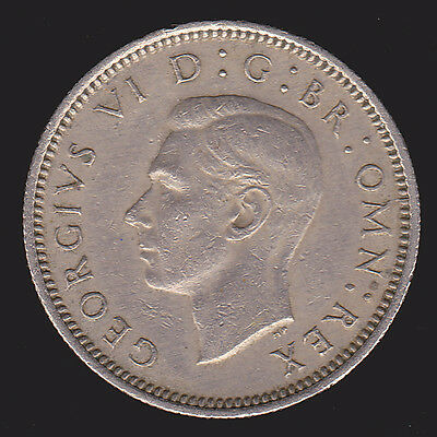UK Britain 1952 Sixpence VF+ Key Date Edward VII English Six Pence Silver Coin