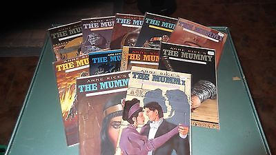 Anne Rice's The Mummy Or Ramses The Damned -2,3,4,5,6,7,8,9,10,11,12