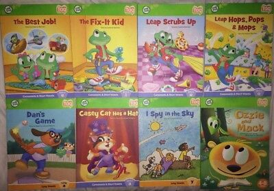 Lot of 14 LeapFrog Tag Reader Books Hardcover/Paperback Disney Toy Story 3