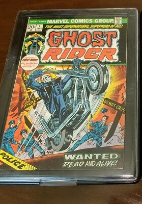Marvel Select Ghost Rider #1 (6.5 or Better!!)