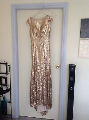 gown formal wedding dress party dresses Size 8-10