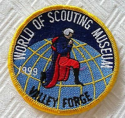 World of Scouting Museum -- Valley Forge Boy Scout Patch