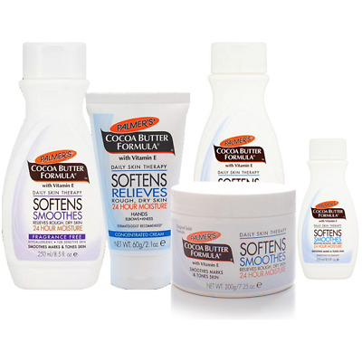 Palmer's Cocoa Butter Formula - Skin Moisturise Lotion, Solid, Concentrated - Uk