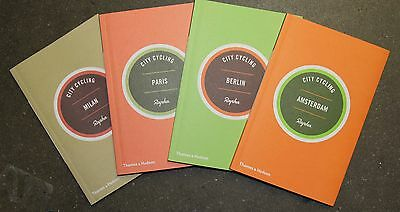 City Cycling Milan, Paris, Berlin, Amsterdam Paperback Books - New