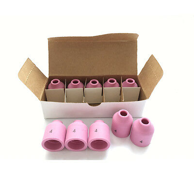 TIG Welding Gas Lens Alumina Nozzles For SR WP9 20 25 Series Torch 53N Series
