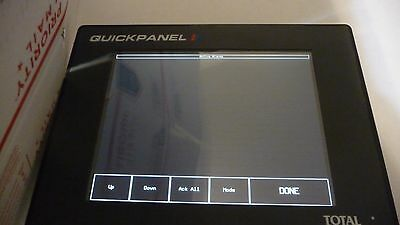 "TOTAL CONTROL QUICKPANEL QPI31200C2P-B 10.5"" Color"
