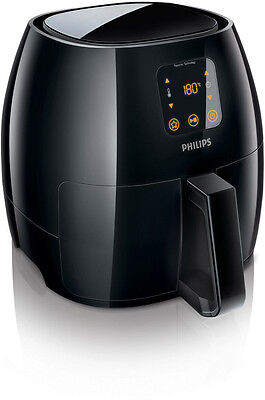 Philips Avance Collection Airfryer XL Black - HD9240/90