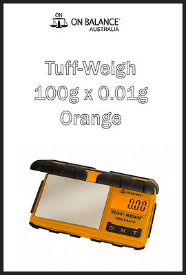 Tuff-Weigh Scale TF-100 ( 100g x 0.01g )