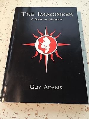 The Imagineer by Guy Adams. A book of Miracles.