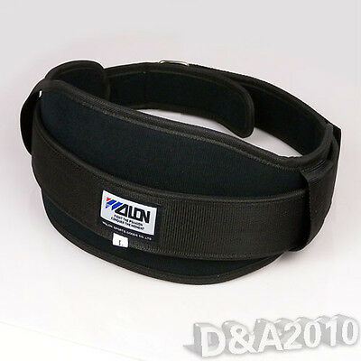 Power Weight Liftting Boxing Fittness Gym Waist Protective Belt Support Gear M-L