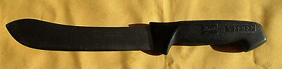 BONING or SKINNING KNIFE - FROSTS, MADE IN SWEDEN - STAINLESS - BLACK HANDLE