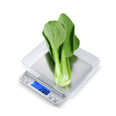 LCD Scale Kitchen Food Scale Electronic Balance Weight Postal Scales