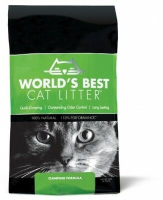 Worlds Best Cat Litter - Great Odour Control - Pet and People Friendly - 6.35kg