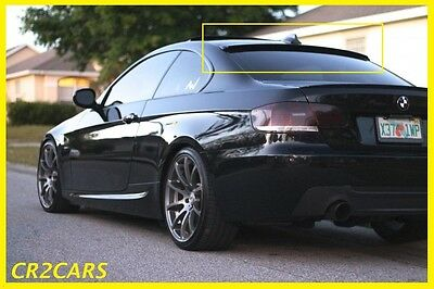 BMW E-92 3 series COUPE WINDOW SPOILER (2006-2012)