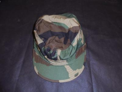 NEW US Army Military Woodland Temperate Field Cap / Hat