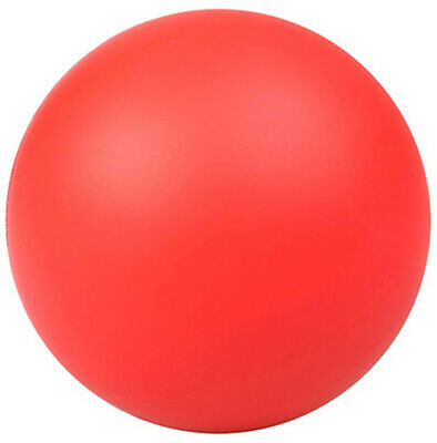 Red Anti-Stress Reliever Ball Stressball Adhd Arthritis Physio Pain Relief