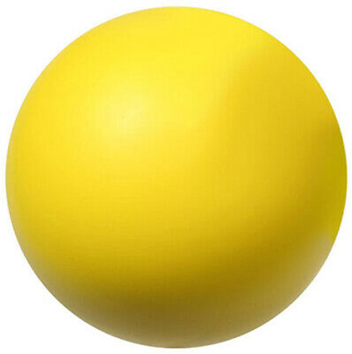 Yellow Anti-Stress Reliever Ball Stressball Adhd Arthritis Physio Pain Relief