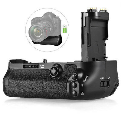 Battery Hand Grip for Canon EOS 5D Mark IV DSLR Camera Photo / LP-E6 BG-E20