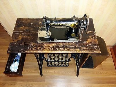 The SINGER sewing machine 1924