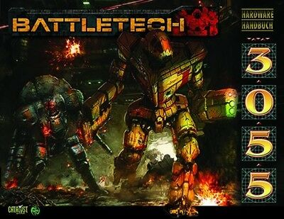 BattleTech Hardware Handbuch 3055 (Deutsch) US44004 Battlemech Catalyst Game Lab