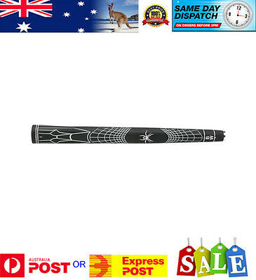Black Widow Signature Mid Size Paddle putter grip - Aussie Stock - Fast Dispatch