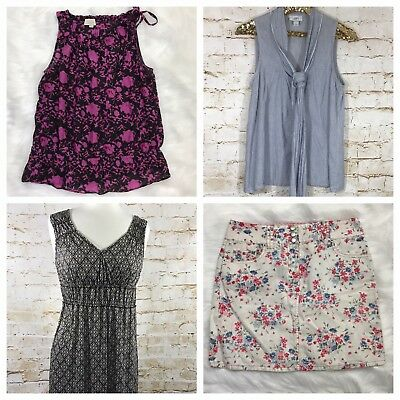 Ann Taylor LOFT Women's Clothing Lot Size Small/M/Petite 7-Piece Wear or Resell