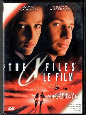 DVD The X files le film | SF - fantastique | Lemaus