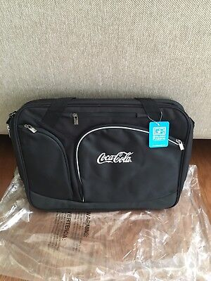 2017 Coca Cola Laptop Messenger Bag