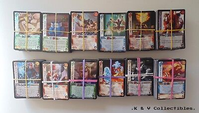1,400 x Universal fighting system card bundle (Mixed sets) GC & CHECKED