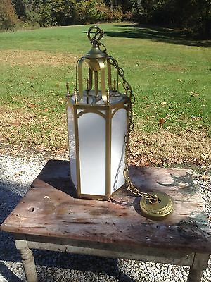 Vintage McFadden Church Ceiling Pendant Light Chandelier Lights Architectural